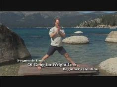 Qi Gong for losing weight with Lee Holden - www. Segments from Qi Gong healing exer Help Losing Weight, Yoga For Weight Loss, Fast Weight Loss, Lose Weight, Tai Chi Moves, Tai Chi Qigong, Chi Energy, Weight Loss Herbs, Chinese Medicine