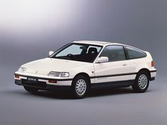 Honda CRX (1987 – 1991). I've owned a 1988 HF and a 1989 Si. The 88 was more reliable, even without a working speedometer (I used my Garmin GPS...) and got 45 mpg, but the 89 was more fun to throw into a turn because of the wider tires and stiffer suspension.