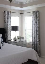 How To Hang Curtains For Less With These Easy Tips Bedroom