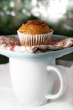 Gluten-Free Goddess Pumpkin Muffins- perfect with chai tea ...