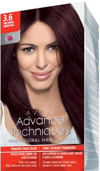 Avon Advance Techniques - Tons - Tons Ruivos