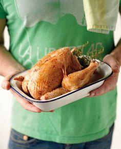 Vegemite roast chicken recipe by Ben O'Donoghue | Cooked