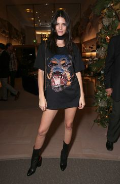 Kendall Jenner attends a Del Toro Chandler Parsons Event at Saks Fifth Avenue Beverly Hills on October 30, 2015 in Beverly Hills, California.
