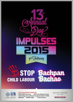 Poster (Annual Day)