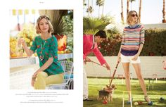 Love the sweater outfit. Anthropologie