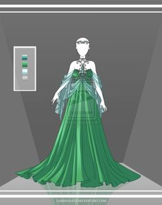 Com: Design outfit by LaminaNati on DeviantArt