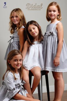 Colección comunión 2017. Didal Girly Girl Outfits, Cute Little Girl Dresses, Little Girl Models, Cute Young Girl, Beautiful Little Girls, Kids Outfits Girls, Cute Little Girls, Preteen Girls Fashion, Baby Girl Fashion