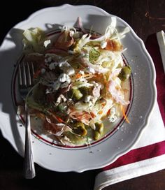 Jar Restaurant's Chopped Salad Recipe | SAVEUR