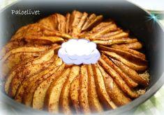 Paleolivet: Paleo Pæretærte uden mel, sukker og mælk