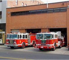 DCFD ENGINE 18 TRUCK 7