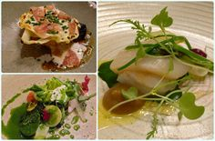 The French by Simon Rogan at the Midland Hotel, Manchester - Crab, Spring offerings, Sole.