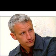 Anderson Cooper- Premature Gray -  I'm in good company.