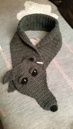 Knitting Patterns For Greyhound Hats : Greyhound Stuffed Animal Life Size Greyhound Dog by ...