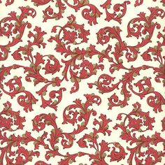 Made In Italy Authentic Florentine Paper By Rossi Traditional Design  R239 R