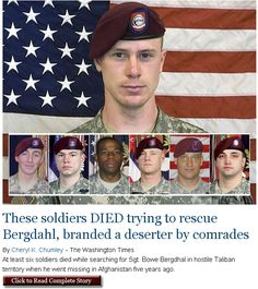 Traitor-in-Chief Barack Hussein Obama has shuffled the players in the Army to ensure that deserter Bowe Bergdahl will get NO JAIL TIME…NONE!