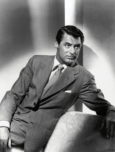 Cary Grant - they sure don't make men like this anymore :(
