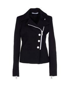 PACO RABANNE Women's Jacket Black 4 US
