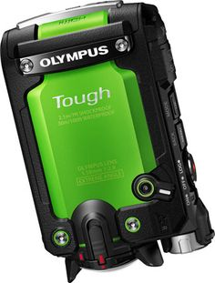 Olympus: Compact, Lightweight Stylus Tough TG-Tracker is the First Rugged Log Camera to Record in the Harshest Environments without Added Protection Via Advanced Field Sensor System + 204° Ultra-Wide-Angle F2.0 High-Speed Lens + Ultra HD 4K 30p Video + Electronic 5-Axis Image Stabilization + Built-in LED Headlight for Low-Light Shooting http://www.photoxels.com/olympus-compact-tough-tg-tracker/