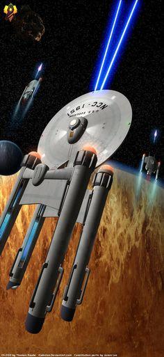 Star Trek: This is our orbit by Euderion NCC deviantART Star Trek Rpg, Star Trek Ships, Star Wars, Star Citizen, Starfleet Ships, Star Trek Starships, Starship Enterprise, Star Trek Universe, Love Stars