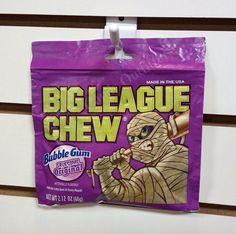 Big League Chew - Nostalgic Chewing Gum - Party Favors - Sweet Gift Idea  #FordGumMachineCompany