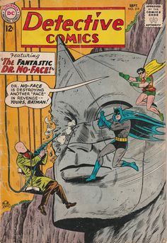 Detective Comics No. 319  1963 by TheSamAntics on Etsy