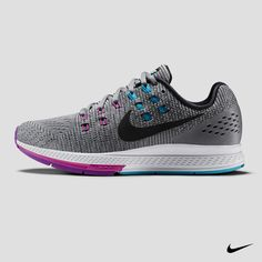 The Nike Air Zoom Structure 19. Get yours today. Supportive and as light as air. Running shoes, active lifestyle.