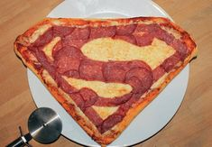 Ten Creative Pizza Designs Any Nerd Would Love To Eat Creative