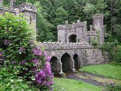 Medieval, Ballysaggartmore Towers, Ireland