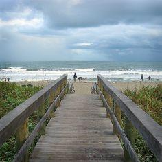 Missing Cocoa Beach?  Time for a beach trip! www.floridabeachbums.com