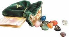 Runes Set: Mixed Gemstone Rune Set