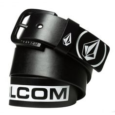 VOLCOM Redux Belt black ceinture pour adultes 30,00 € #volcom #volcomstone #skate #skateboard #skateboarding #streetshop #skateshop @playskateshop