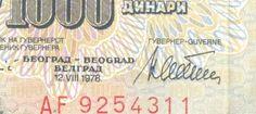 Yugoslavia 1000 Dinara 1978 UNC Error Guverne Serie AF Rare Banknote | eBay http://www.ebay.com/itm/YUGOSLAVIA-1000-Dinara-1978-UNC-Error-GUVERNE-Serie-AF-RARE-BANKNOTE-/160909110011?pt=Paper_Money=item2576ee2afb