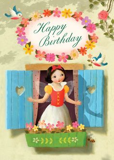 Happy Birthday Oklahoma Greeting Cards