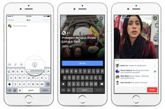 Facebook Gives Access To Live Video Broadcasting For All Verified Pages | WeRSM | We Are Social Media