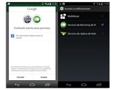 Recibe las notificaciones de Android en tu PC con Pushbullet