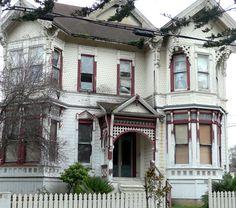 Eureka Victorian home