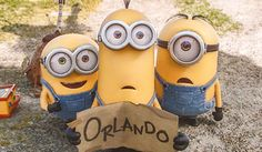 Minions film release details and trailer