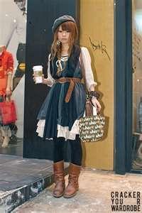 dressed a latte