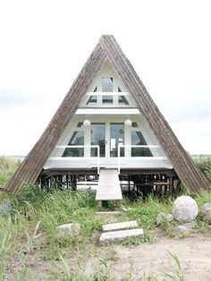 Usedomer Landhaus - New Ideas Travel Around The World, Around The Worlds, Destinations, Tiny House, Travel Inspiration, The Good Place, Gazebo, Beach House, Architecture Design