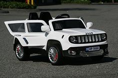 Battery Operated Ride On Car Toy With Remote Control Model 2016..JEEP STYLE.