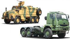Savunma sanayi fuarı İDEF'te BMC rüzgarı esecek