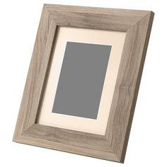 "JÄLLVIK Frame grey wood grain- 7 ¾x9 ¾ "" - IKEA 6.99 each"