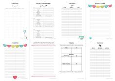 Freebie lindo e maravilhoso: um fantástico Blog Planner para usar como quiser!
