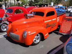 1941 Willys Pickup3c Radoumis Moore