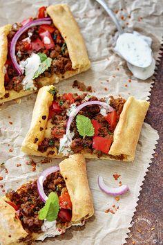 food blog, Pizza Pictures, Turkish Pizza, Sandwiches, Diet, Ethnic Recipes, Food, Essen, Meals, Eten