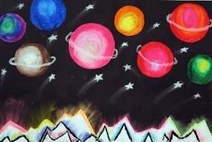 Value Planets in Space