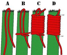 How to Make a Yarn Tassel – Knit Purl Morera mate de borlas Diy Tassel, Tassel Jewelry, Fabric Jewelry, Diy Jewelry, Jewelry Making, How To Purl Knit, Knit Purl, Beaded Beads, Yarn Crafts