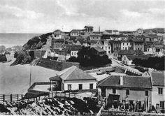 S.Pedro de Moel - São Pedro de Moel - Portugal - O Casino inaugurado em 1931, foi ponto de encontro de residentes e veraneantes. Centro de actividades culturais e recreativas, nele se apresentaram espectáculos musicais, teatro, cinema, etc. Em 1966, para permitir a construção dos acessos às piscinas da Promoel, a construção de instalações sanitárias e balneários, e do café da praia, o Casino foi demolido.