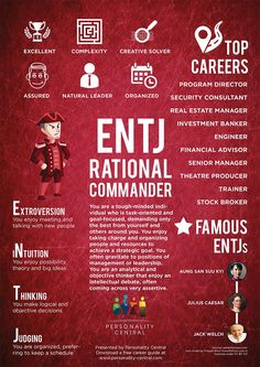 ENTJ Personality: An Overview