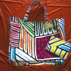 Beach bag!!!! Playera!!!!